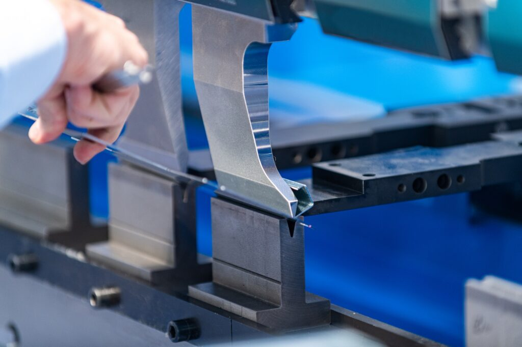 Manufacturing controls required for steel fabrication
