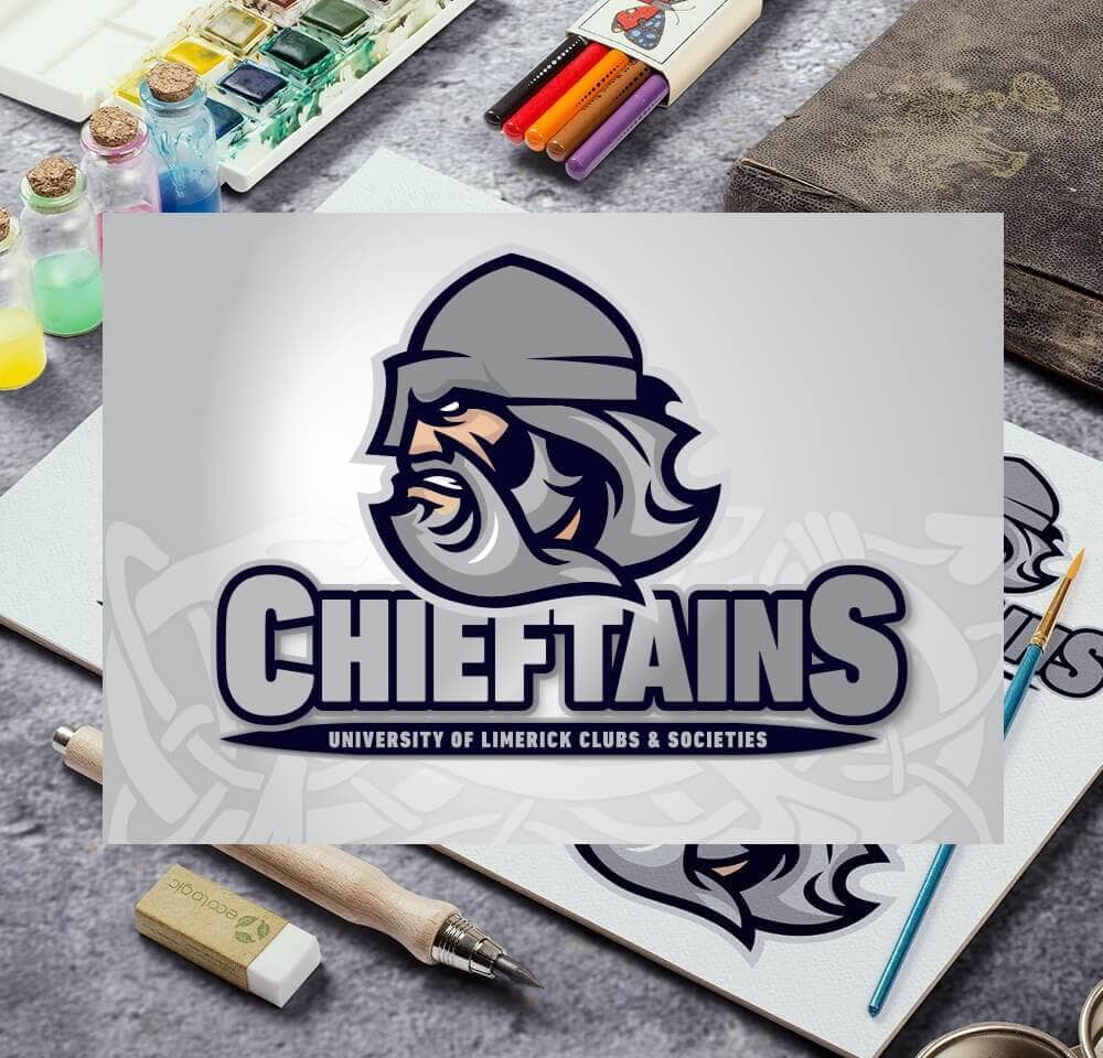 UL Chieftains chieftains2 brainstorm design | branding, graphic & website design limerick